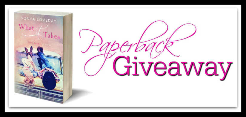 Paperback giveaway w-border